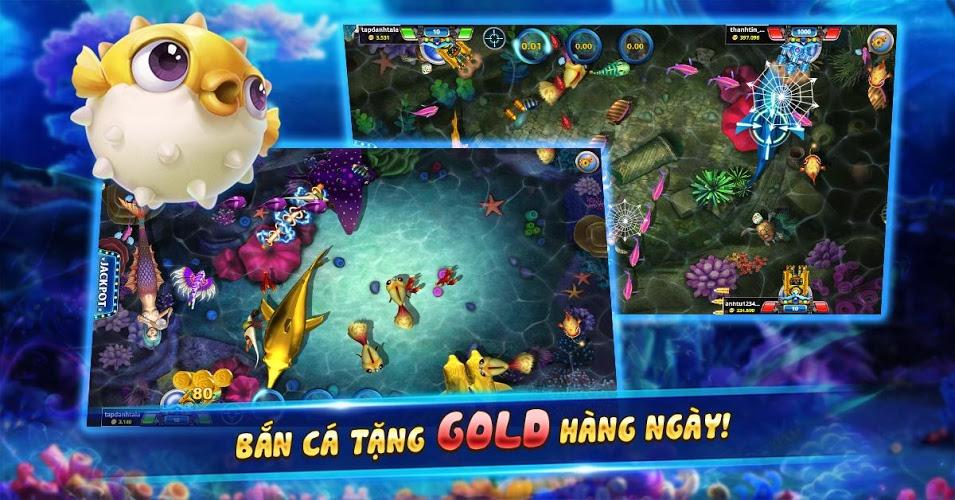 Chơi Bắn Cá 3D Online on PC 6