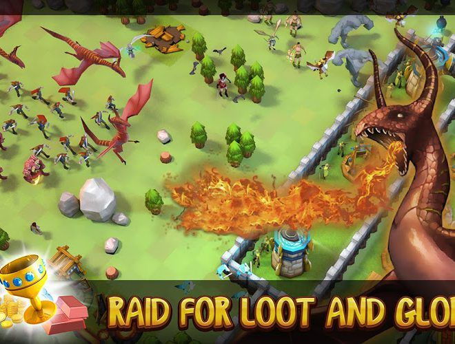 Играй Greed for Glory: War Strategy На ПК 10