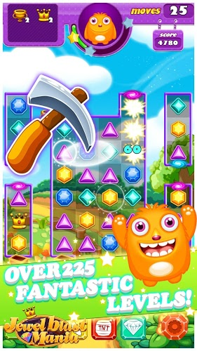 Play Jewel Blast Mania on PC 5