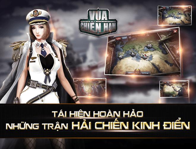 Chơi Vua Chien ham on PC 10