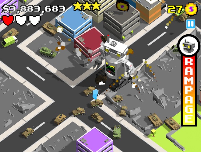 Play Smashy City on PC 7