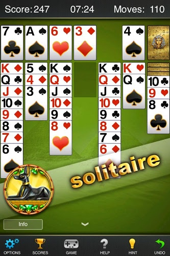 Play Solitaire: Pharaoh on pc 3