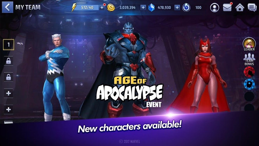 Play MARVEL Future Fight on PC 12