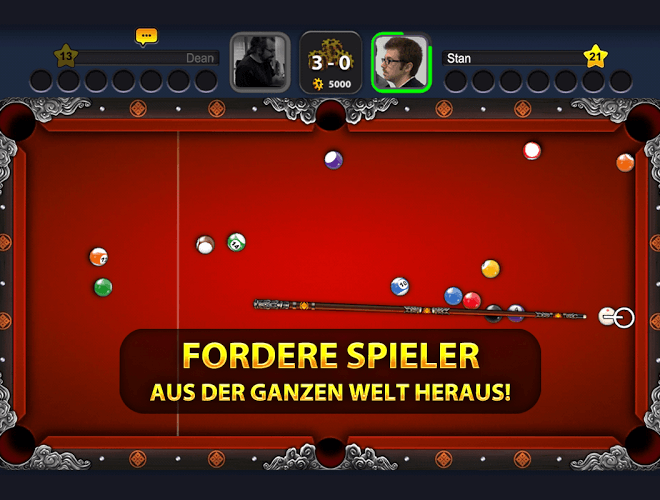 Spiele 8 Ball Pool auf PC 3