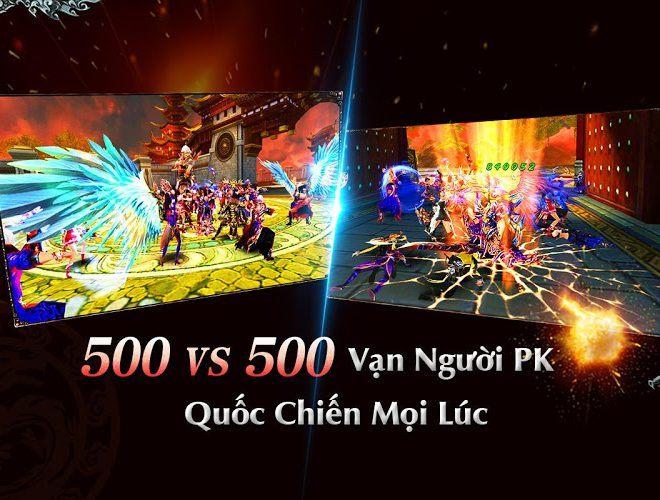 Chơi Lục Long Ngự Thiên 3D on PC 5