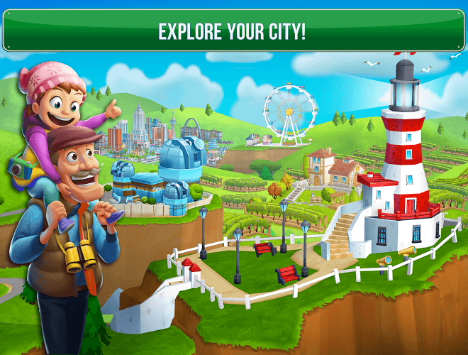 Play Dream City: Metropolis on PC 11