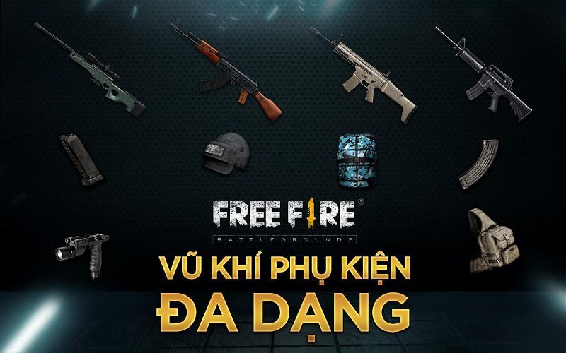 Chơi Free Fire – Battlegrounds on PC 8