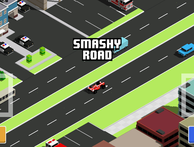 즐겨보세요 Smashy Road: Wanted on PC 3