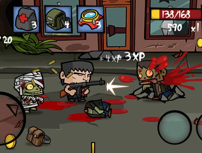 Играй Zombie Age 2 На ПК 5
