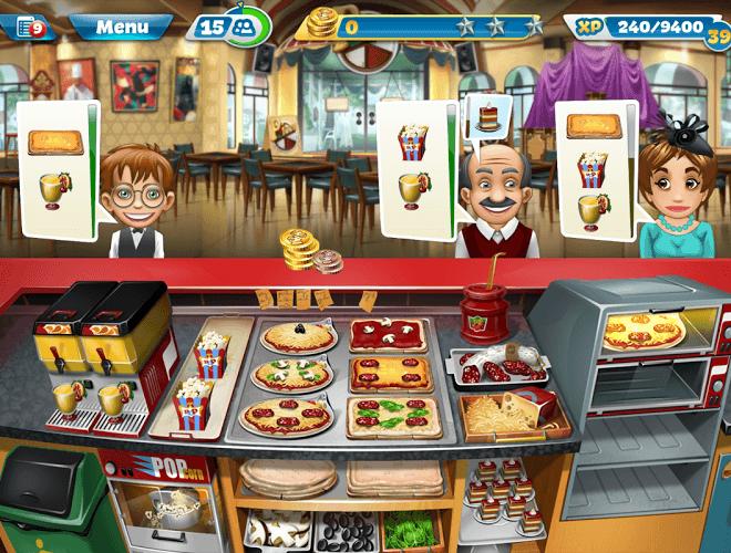 Jouez à  Cooking Fever sur PC 11