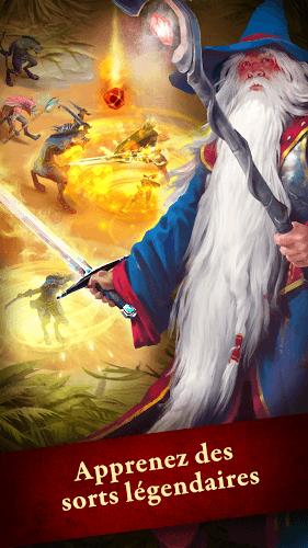 Jouez à  Guild of Heroes sur PC 4