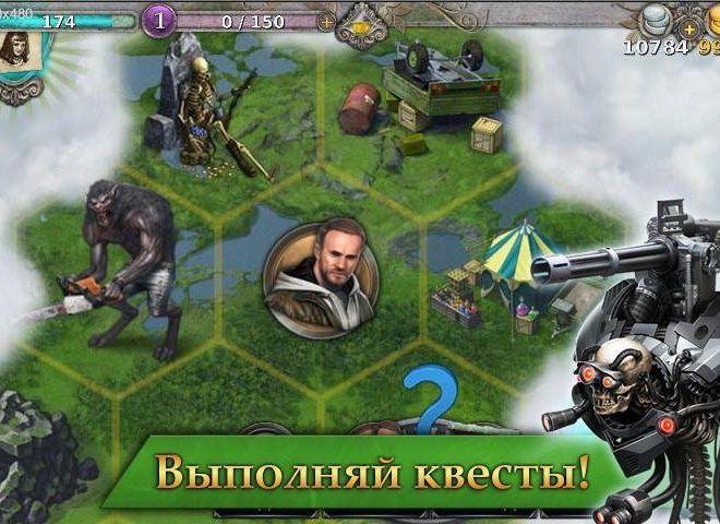 Играй Gunspell: битвы три-в-ряд На ПК 5