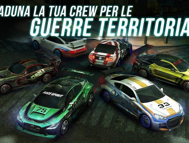 Gioca Racing Rivals on PC 12