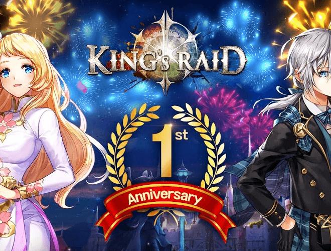 เล่น King's Raid on PC 3