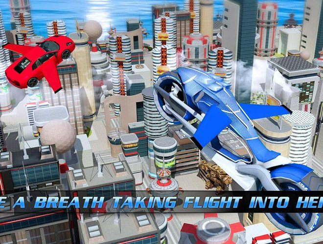 Play Flying Bike – Transformer Robot on PC 4