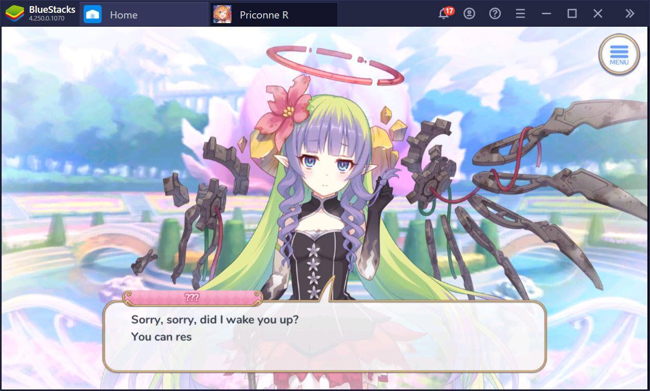 """Trải nghiệm game """"wibu"""" bom tấn Princess Connect! Re: Dive trên PC cùng BlueStacks"""