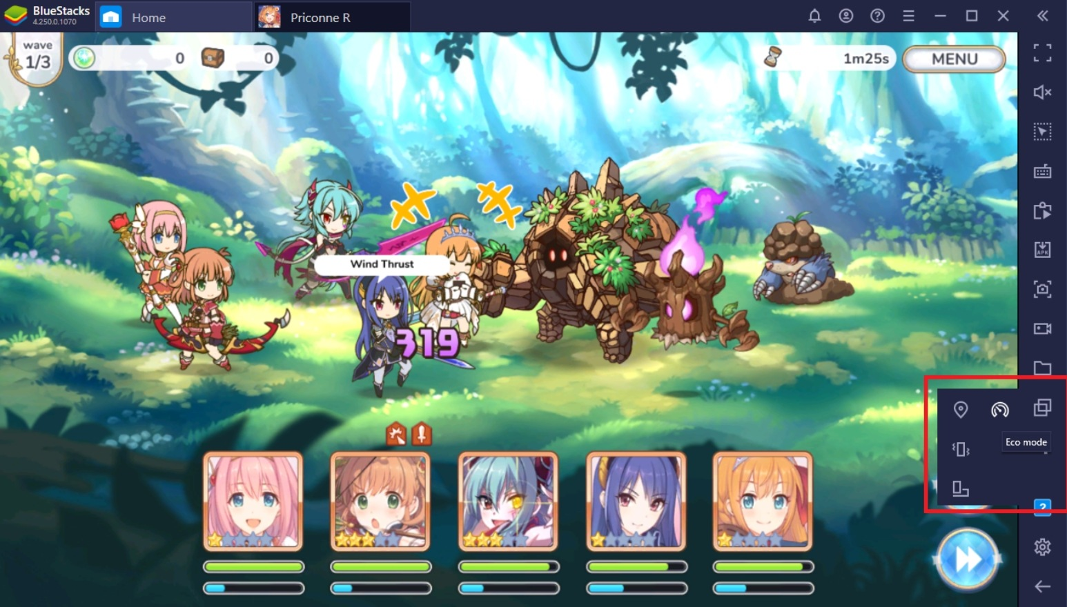 How to Play Princess Connect! Re: Dive on PC with BlueStacks