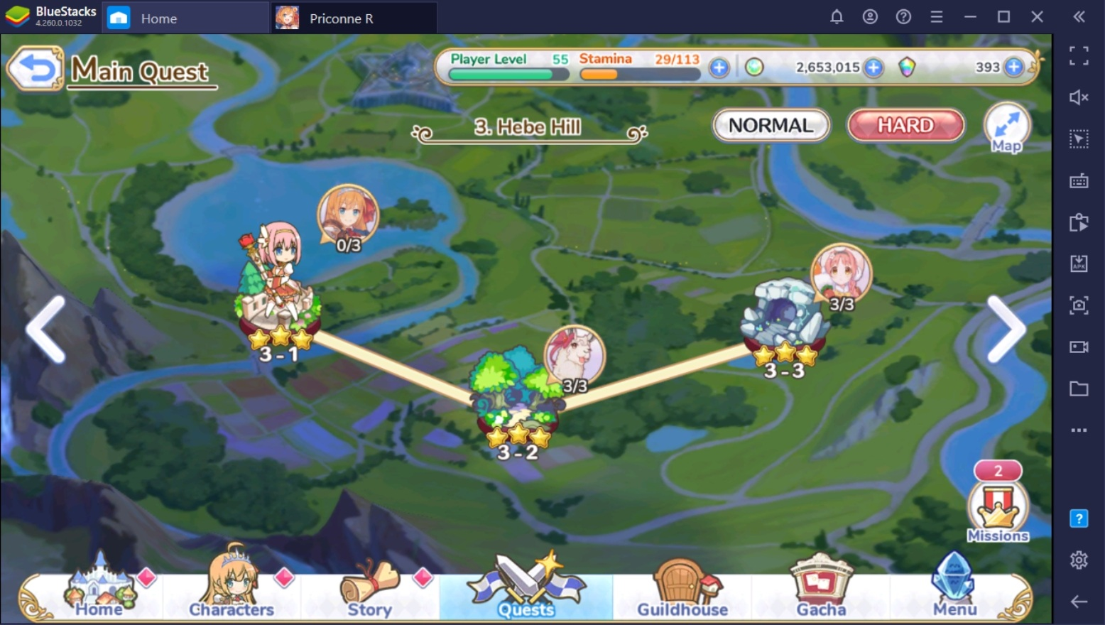 How To Get Memory Shards in Princess Connect! Re: Dive