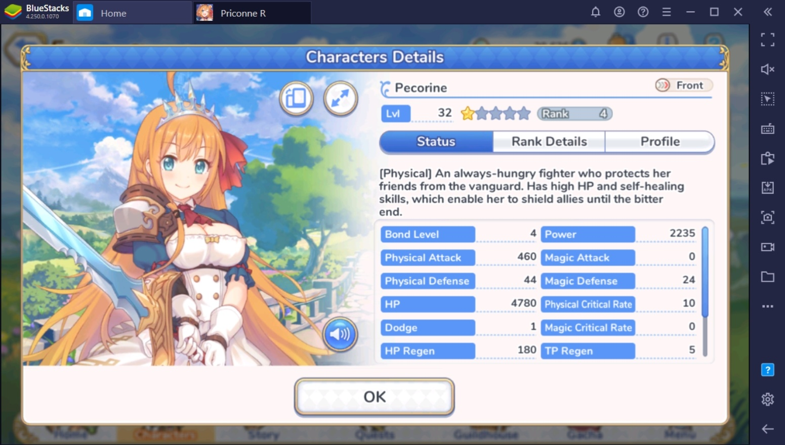 Princess Connect! Re:Dive – Character Types & Roles