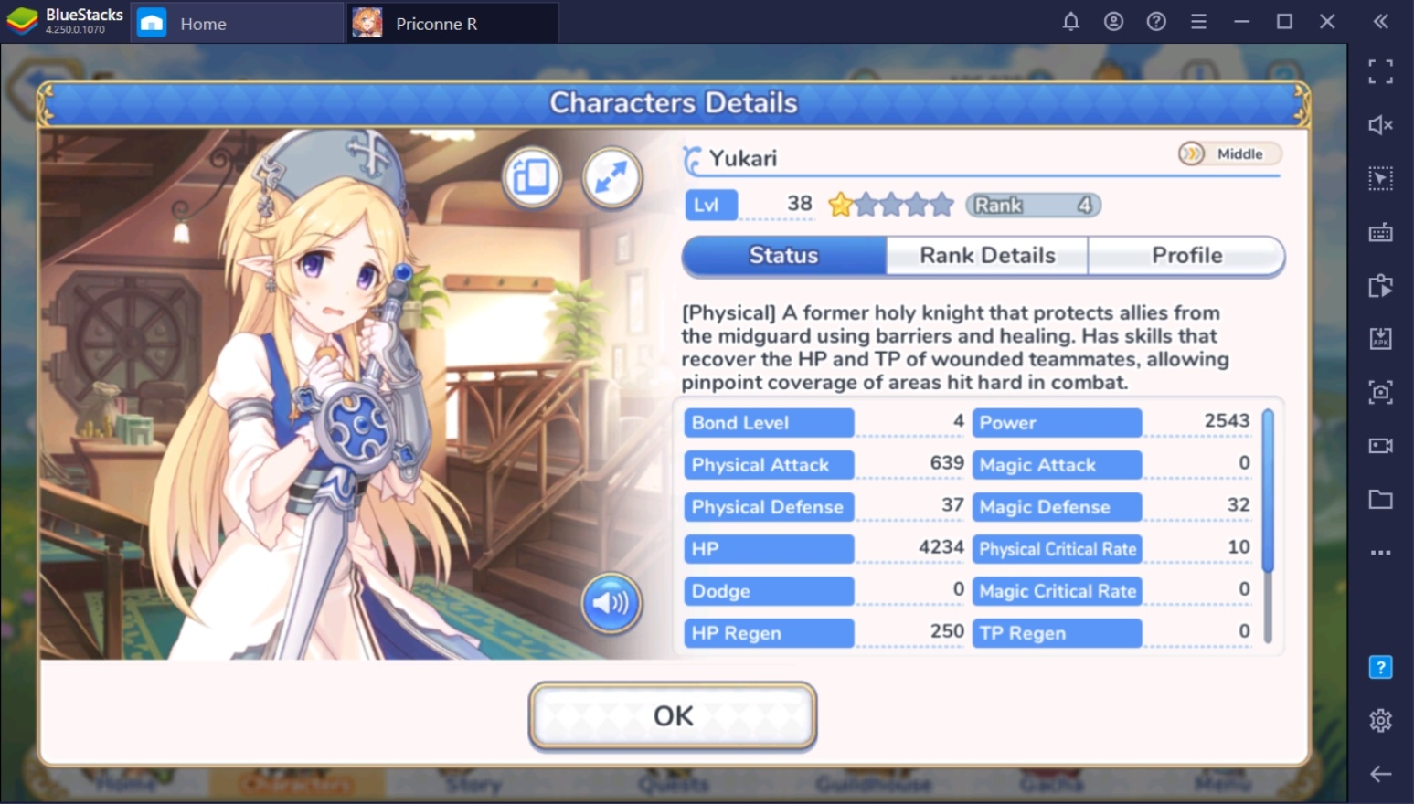 Top 5 Characters on Princess Connect! Re:Dive Global