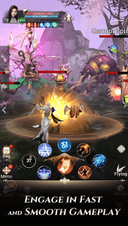 MMORPG Mobile, Perfect World Revolution Buka Masa CBT!