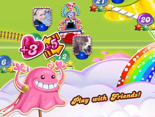 Main Candy Crush on PC 12