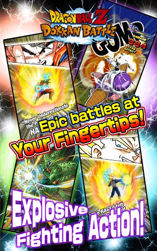 Play Dragon Ball Z Dokkan Battle on PC 1
