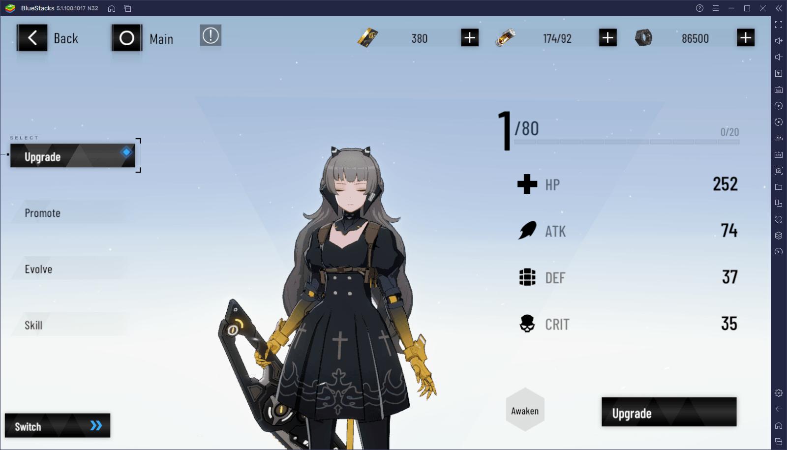 Dicas e macetes úteis para começar com tudo no Punishing: Gray Raven