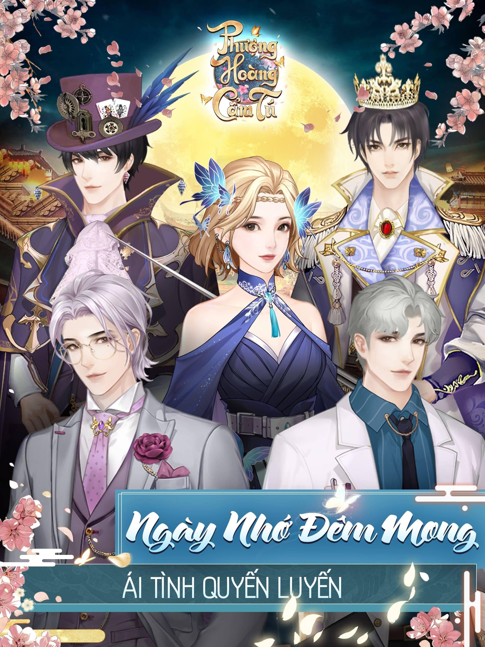 Phượng Hoàng Cẩm Tú: Game mobile cung đấu sẽ ra mắt trong tháng 6