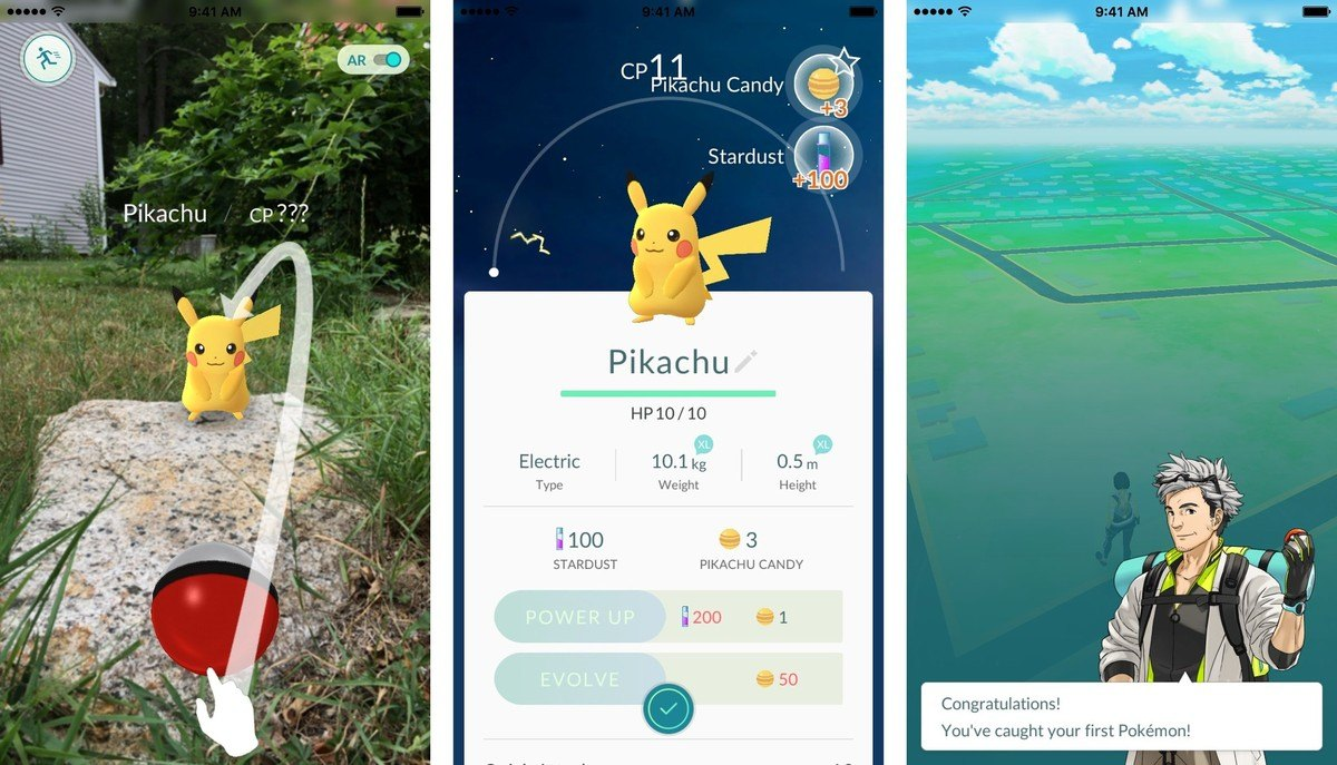 Design Glory: Pokemon GO