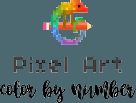 Играй Pixel Art — Раскраска по номерам На ПК