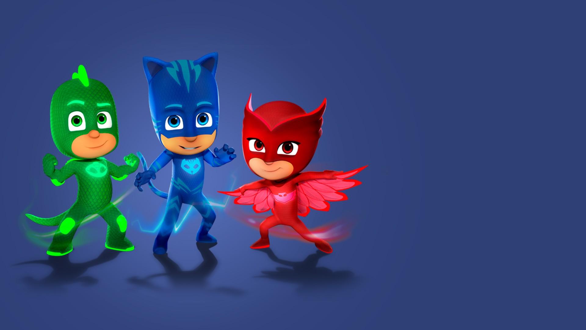 Download PJ Masks Super City Run on PC with BlueStacks