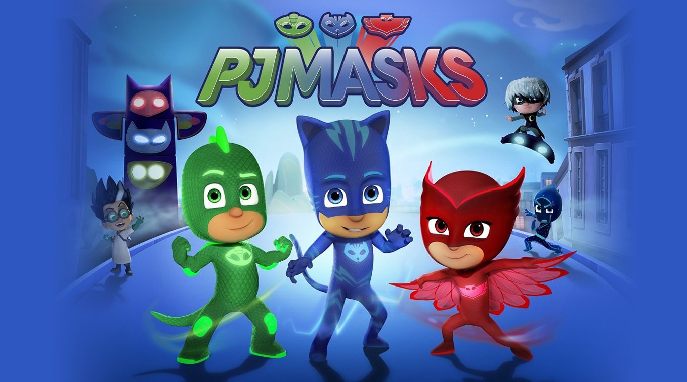 Download PJ Masks: Moonlight Heroes on PC with BlueStacks