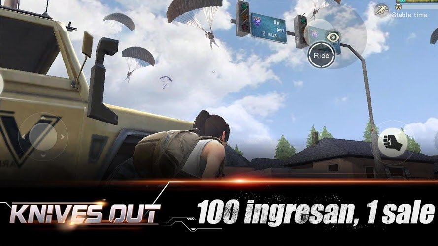 Juega Knives Out on PC 3