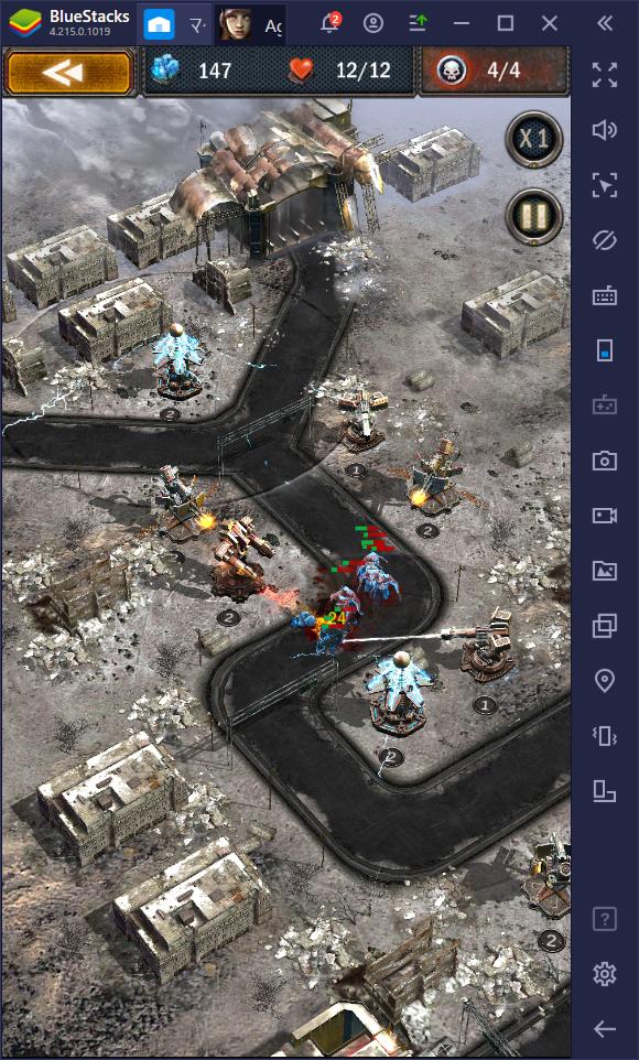 BlueStacksを使ってPCで『Age of Z Origins』を遊ぼう