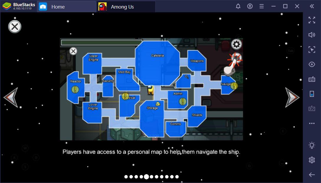 """Cùng chơi Among Us – """"Ma Sói không gian"""" trên PC với BlueStacks"""