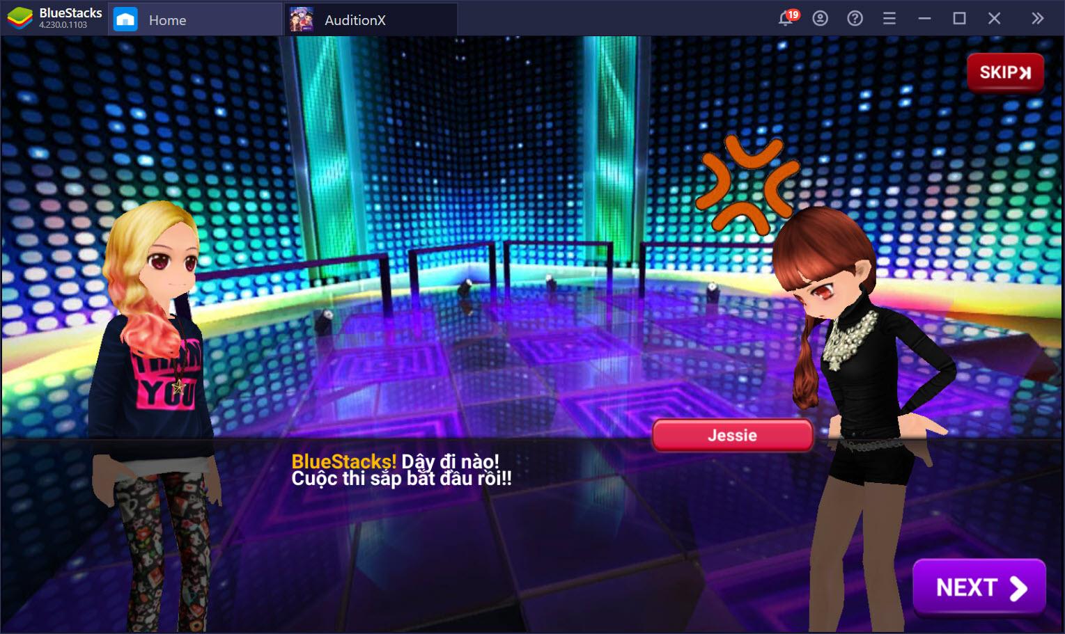 Audition X: Trở lại sàn nhảy online huyền thoại cùng BlueStacks