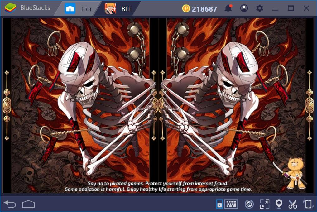 Trải nghiệm BLEACH Mobile 3D trên PC với BlueStacks