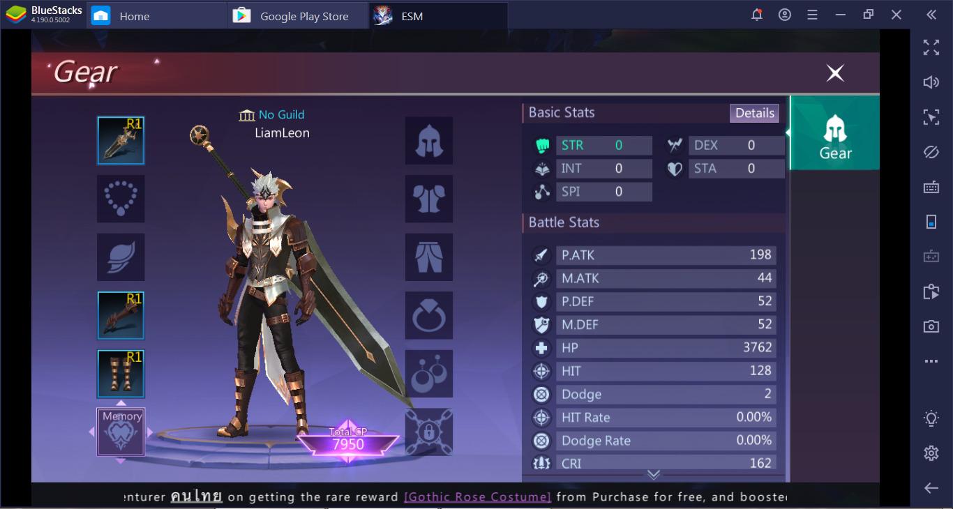 Bagaimana Pemula Bisa Main Eternal Sword M di PC?