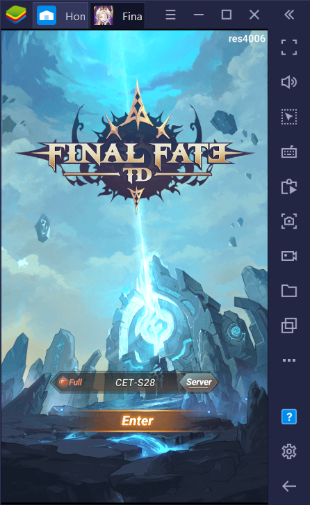 Cara Asyik Main Final Fate TD di PC