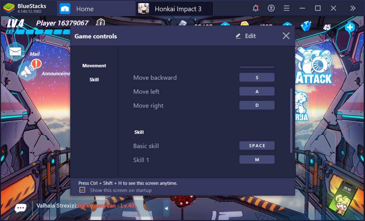 Giải trí cực đã với Honkai Impact 3 trên BlueStacks