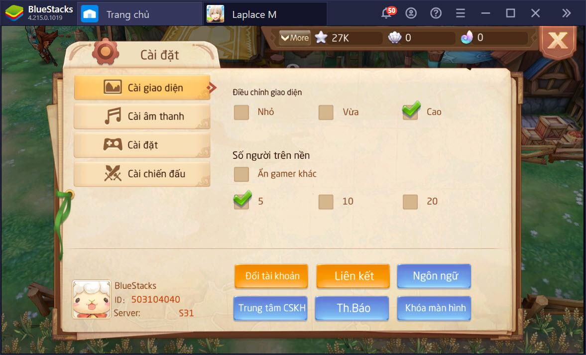 Thám hiểm thế giới đầy màu sắc Laplace M – Vùng Đất Gió trên PC