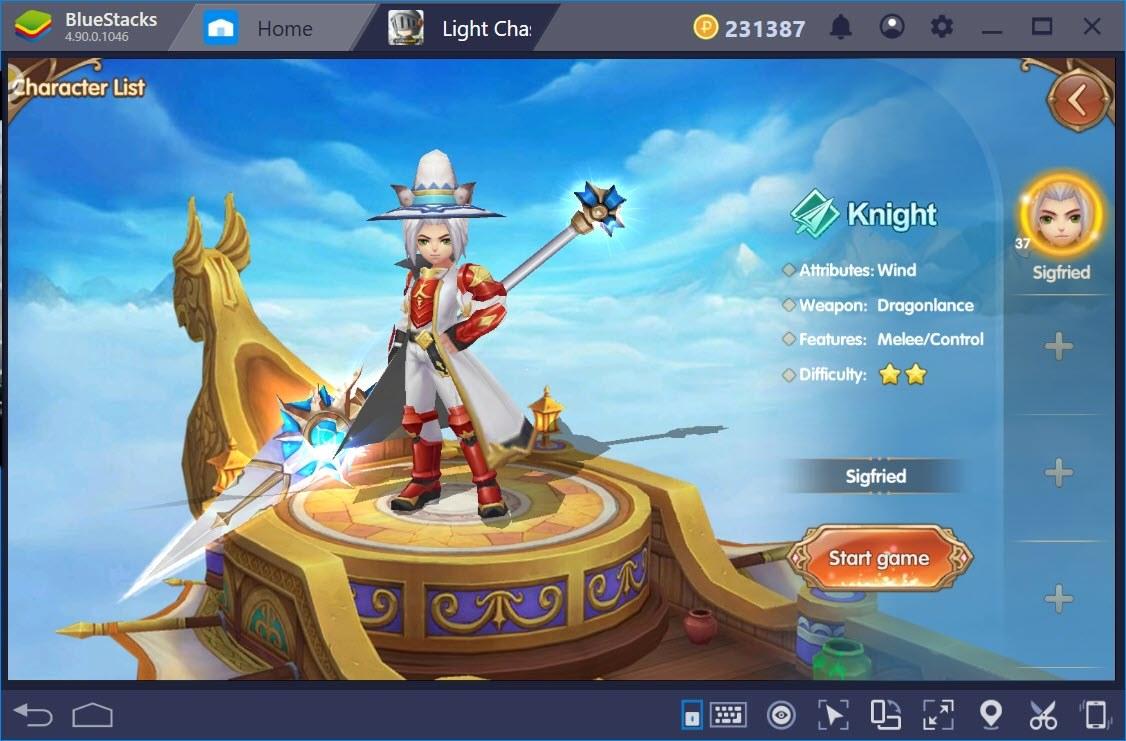Cùng chơi Light Chaser trên PC với BlueStacks