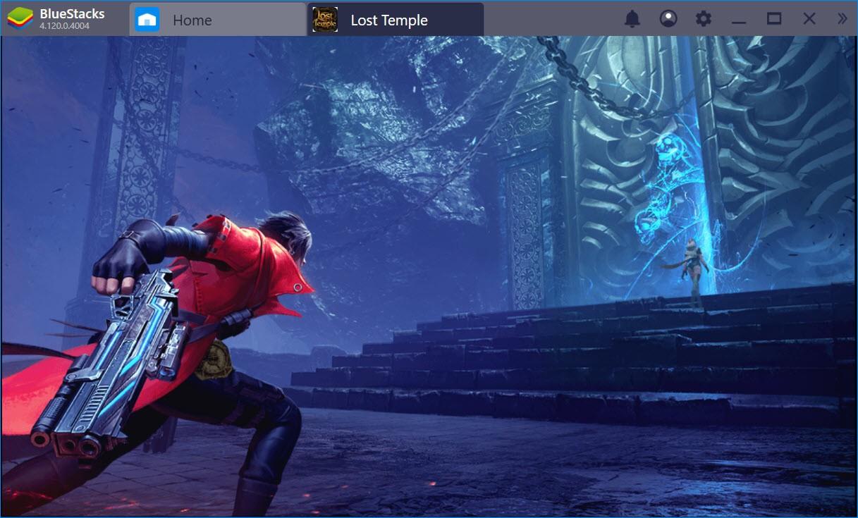 Cùng khám phá thế giới Lost Temple trên PC với BlueStacks