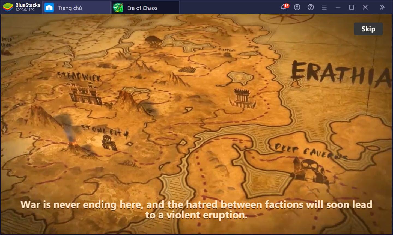 Trở lại những ký ức hào hùng thời tuổi thơ với Might & Magic: Era of Chaos
