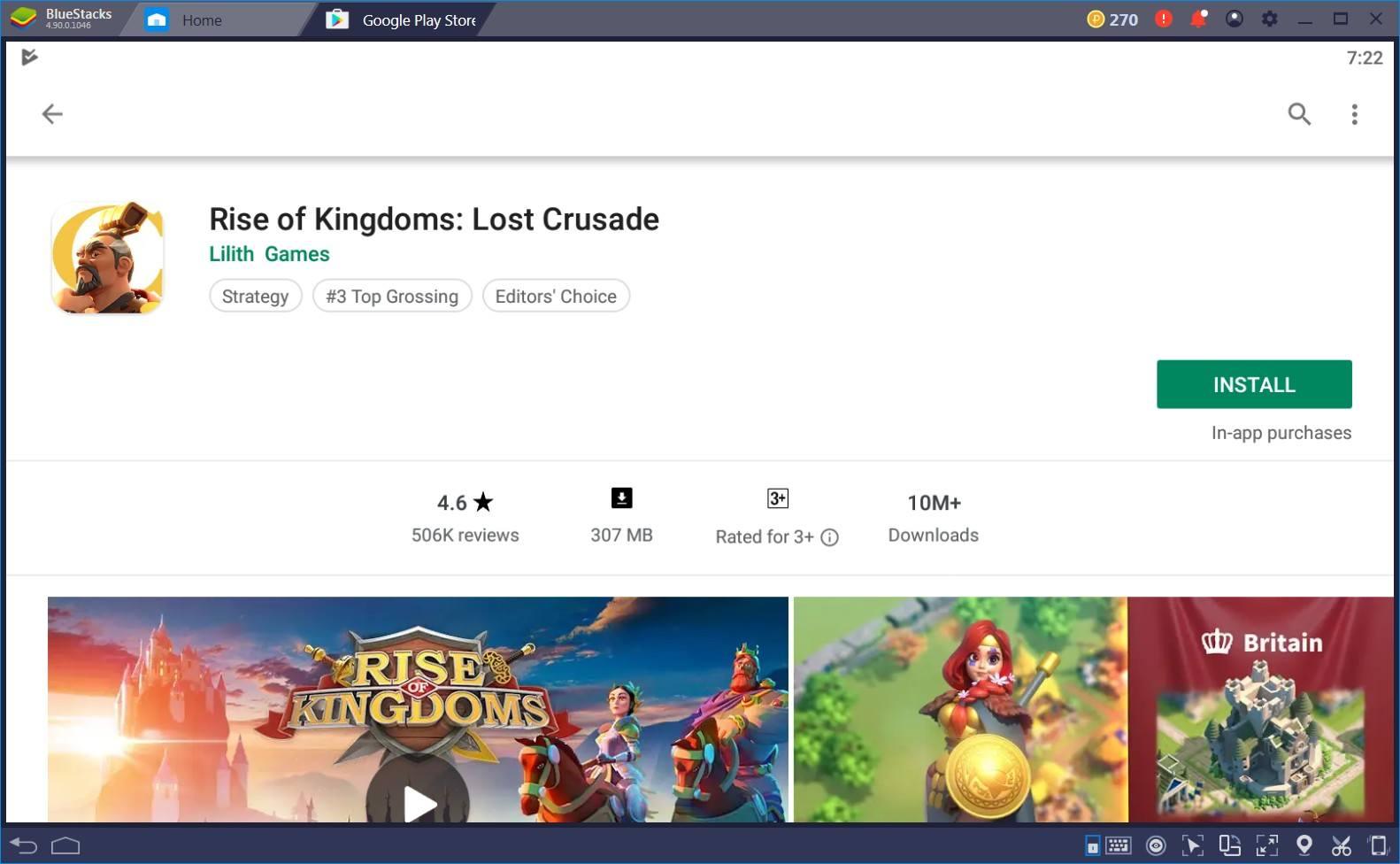 Cara Memainkan Rise of Kingdoms di PC