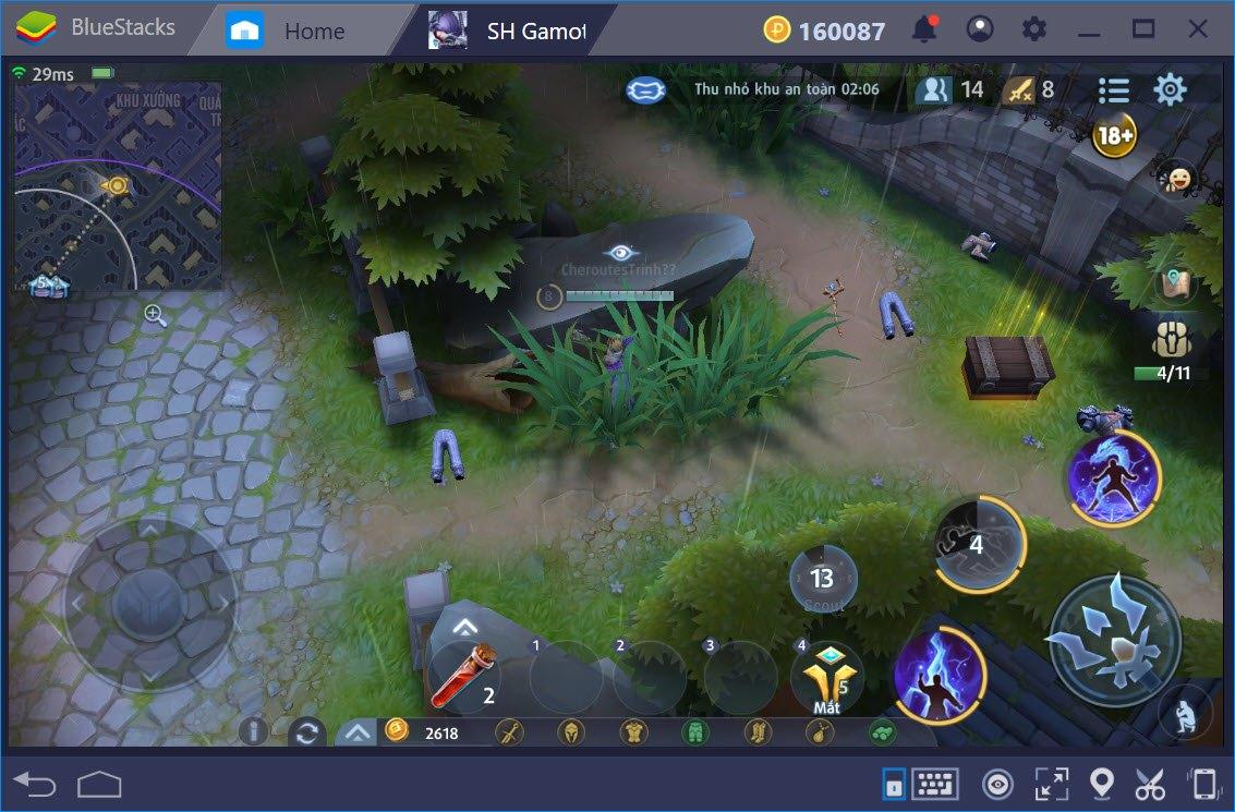 Trải nghiệm Survival Heroes Gamota trên PC với BlueStacks