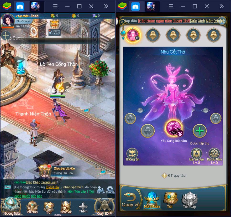 Cùng chơi Soul Land: Đấu La Đại Lục trên PC với BlueStacks