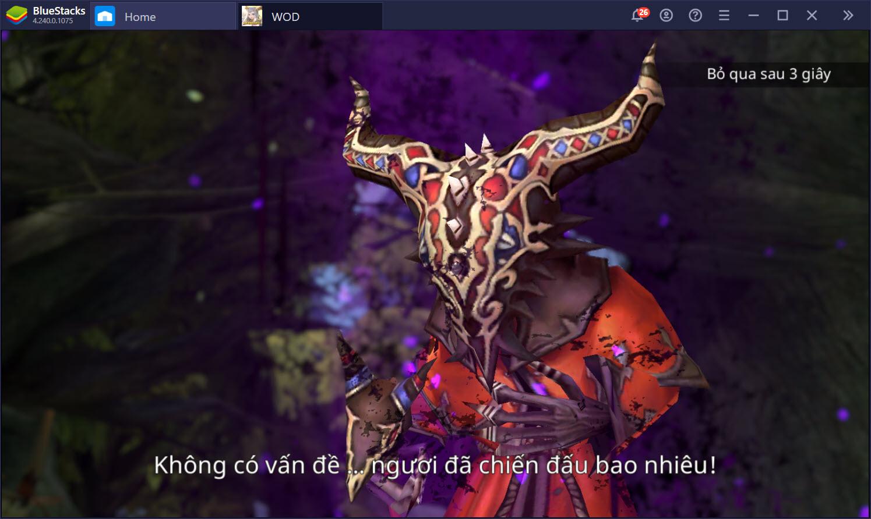 Săn rồng đỉnh cao trên PC cùng World of Dragon Nest