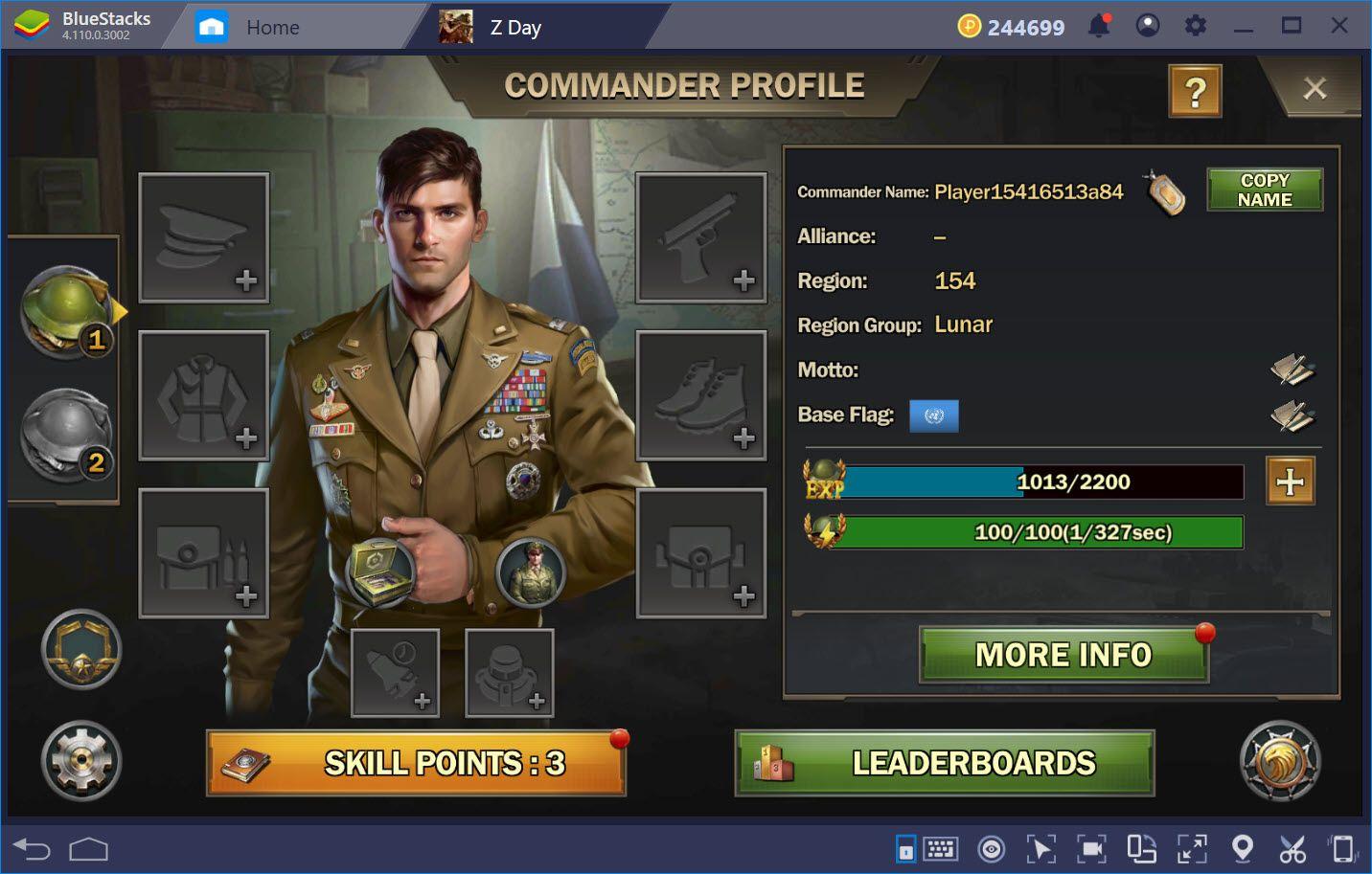 Cùng chơi Z Day: Hearts of Heroes trên PC với BlueStacks